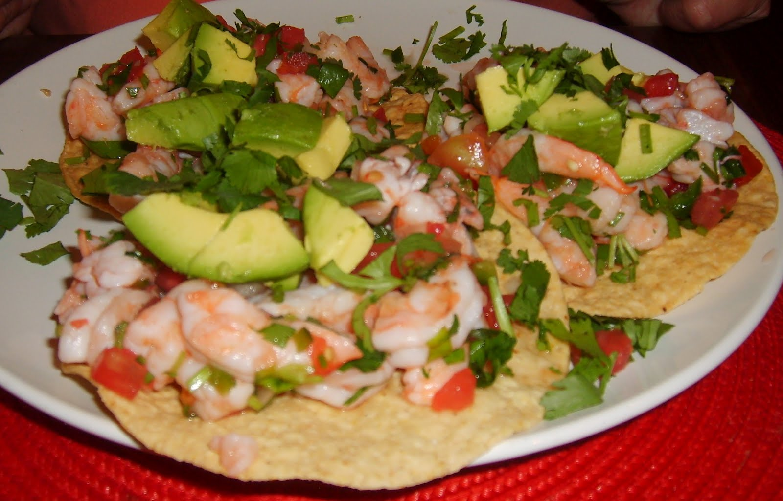 mexican ceviche tacos and olive mexican ceviche tacos recipes dishmaps ...
