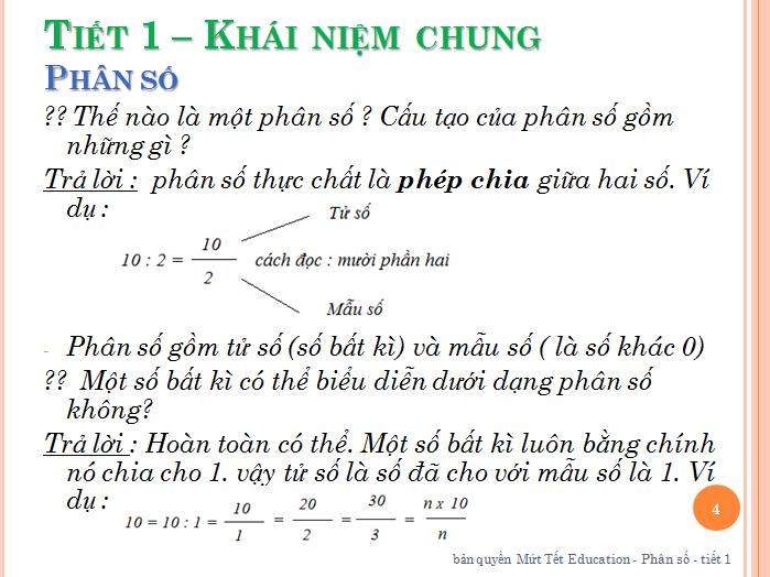 Bài tập phân số toán lớp 5 - rút gọn phân số(4)