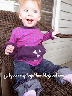 Cupcake Top by Sewing Mama RaeAnna at GYCT