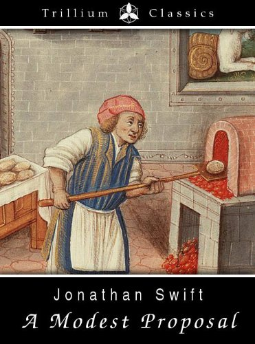 swifts essay a modest proposal takes place in The first major difference between a modest proposal and the first major difference between a modest book takes place during 1914 swift's essay.