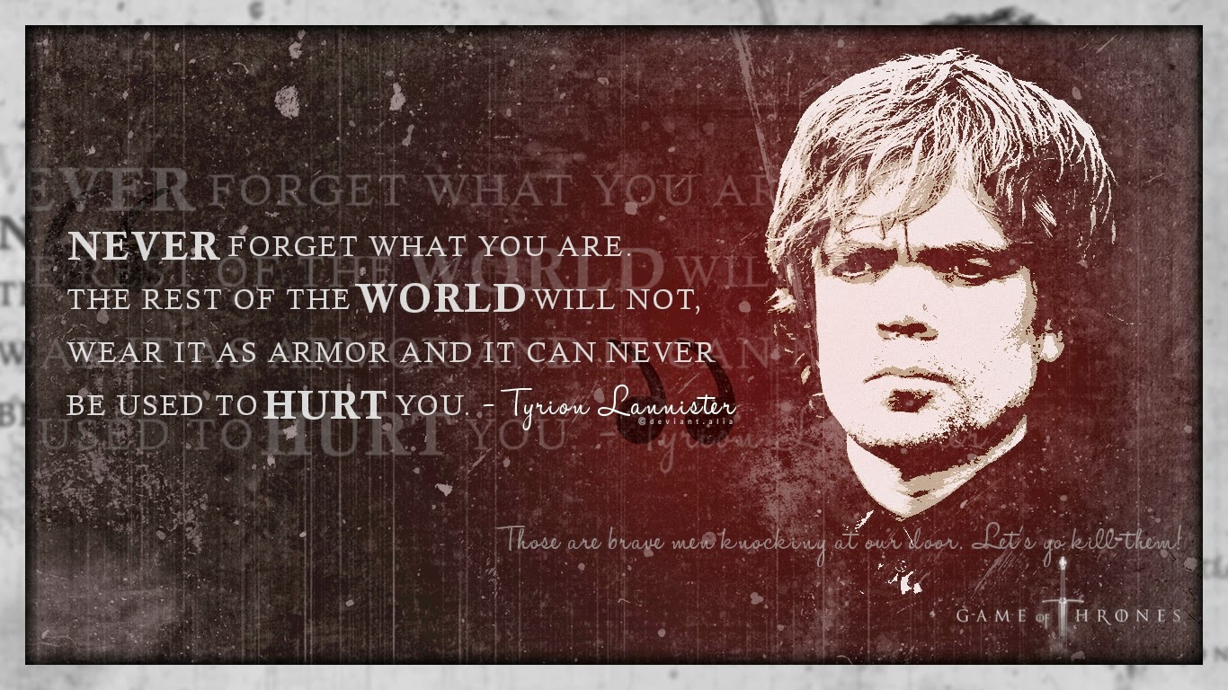 Tyrion lannister quote game of thrones quotes