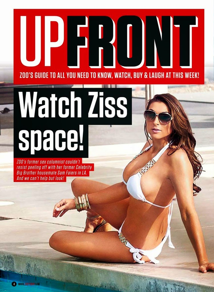 Luisa Zissman - ZOO Magazine UK, April 2015