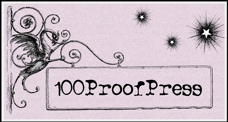 100 Proof Press Blog