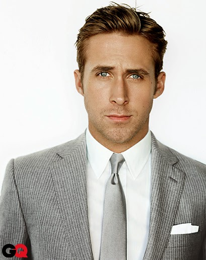 Ryan Gosling GQ Magazine