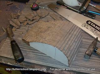 Ολοκλήρωση αφαίρεσης ξύλου τομών πρώτης φάσης