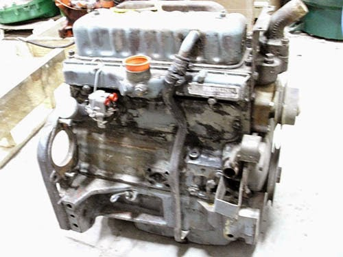 Massey Ferguson 130 diesel engine 4-107 for sale