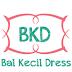 Bal segel : Bal Kecil Dress