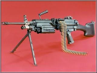 Ametralladora MAG 7,62 mm