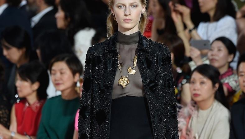 Valentino Haute Couture Fall / Winter 15.16 Rome
