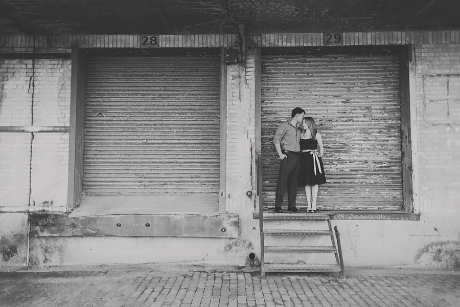 Downtown Fort Worth Engagement Session