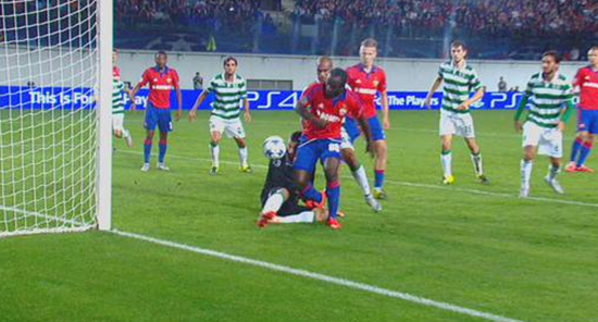 CSKA 3 x 1 Sporting CP - Champions League 2015/16