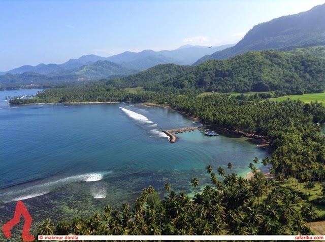 Bukit Barisan Pulau Sumatera
