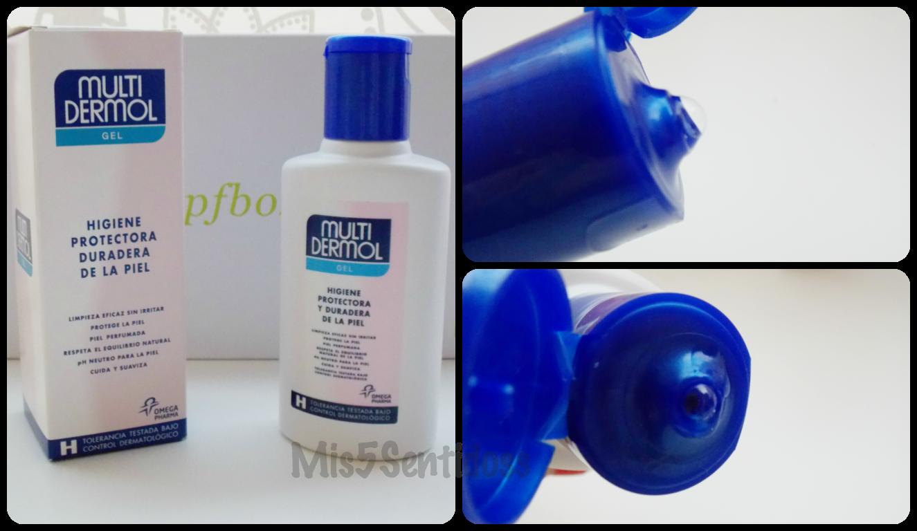 LPF Box Setiembre Multidermol gel