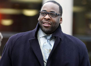 Flint Water Crisis | Detroit Former Mayor Kwame Kilpatrick Speaks | Photo Credit Detroit Free Press Archives