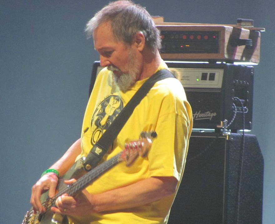 Chuck Dukowski 1981