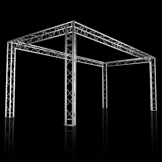 10' x 20' Four-Legged Truss