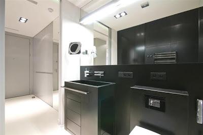 Desain Interior Minimalis Serba Putih 5