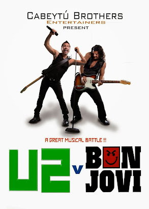 Bon jovi vs U2 - Battle Show