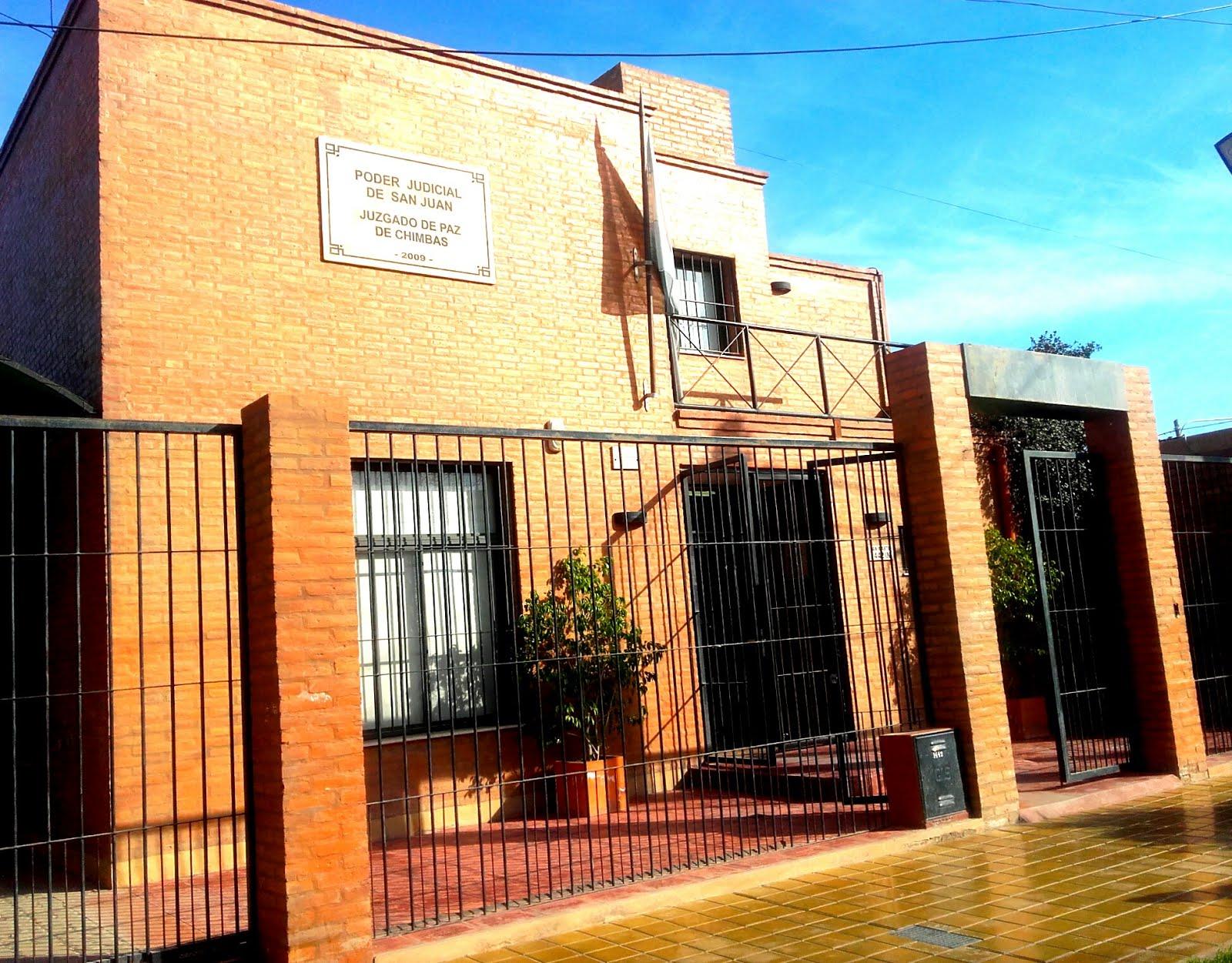 Juzgado de Paz Letrado de Chimbas