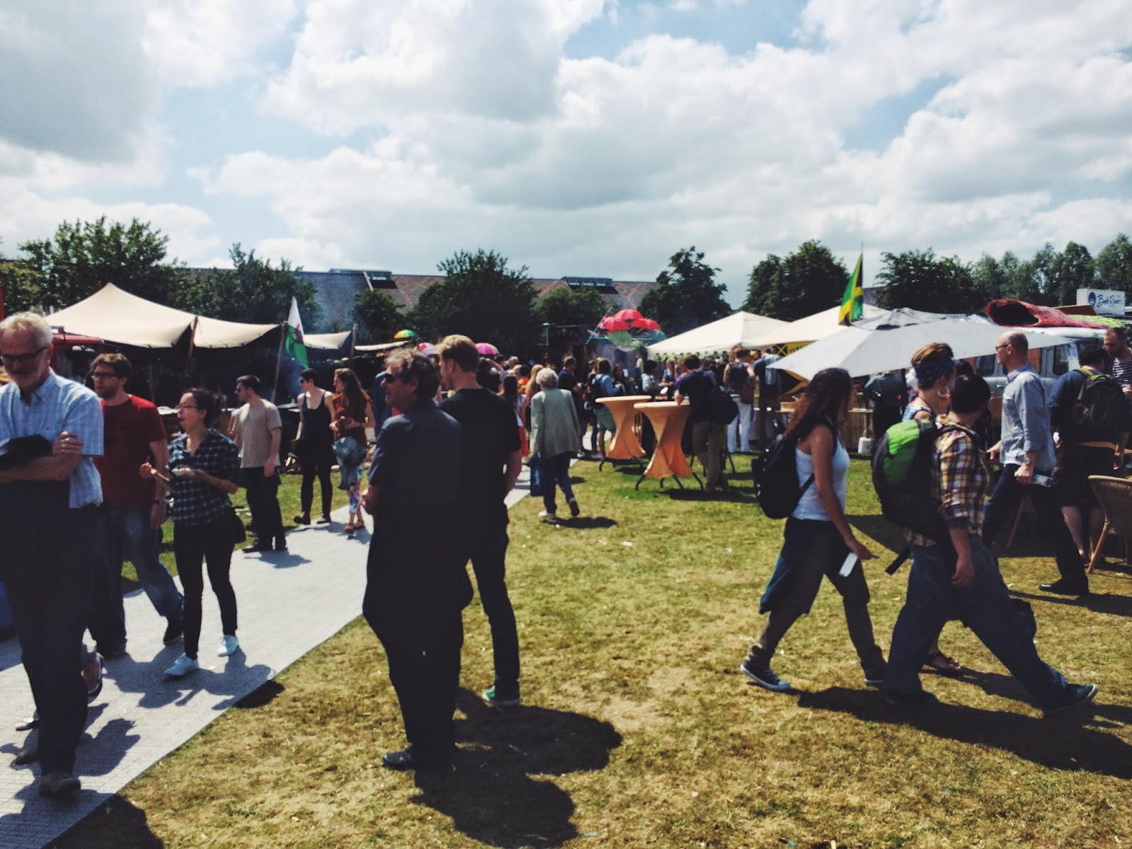 Rollende Keukens Amsterdam : Food festival rollende keukens in amsterdam by fashion