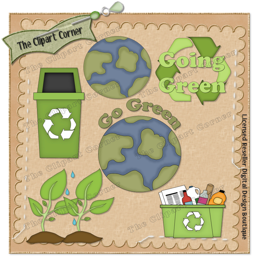 go green clip art pictures - photo #20