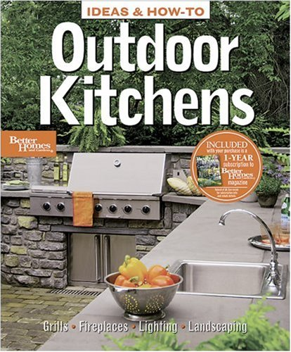 Ideas & How-To: Outdoor Kitchens (book)