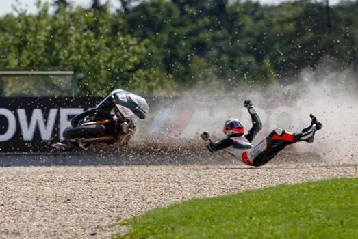 Michael laverty crash