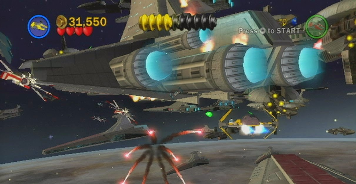 Lego Star Wars The Complete Saga Game - Free Download Full Version ...