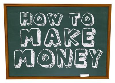 Make Money Online, medapatkan penghasilan
