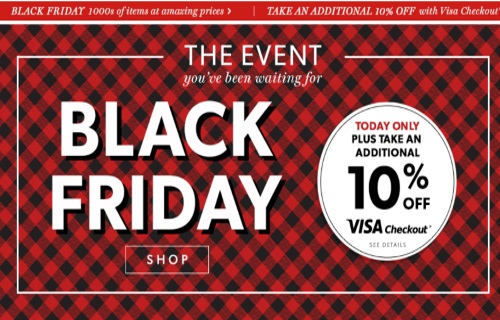 Chapters Indigo Black Friday Event + Extra 10% Off