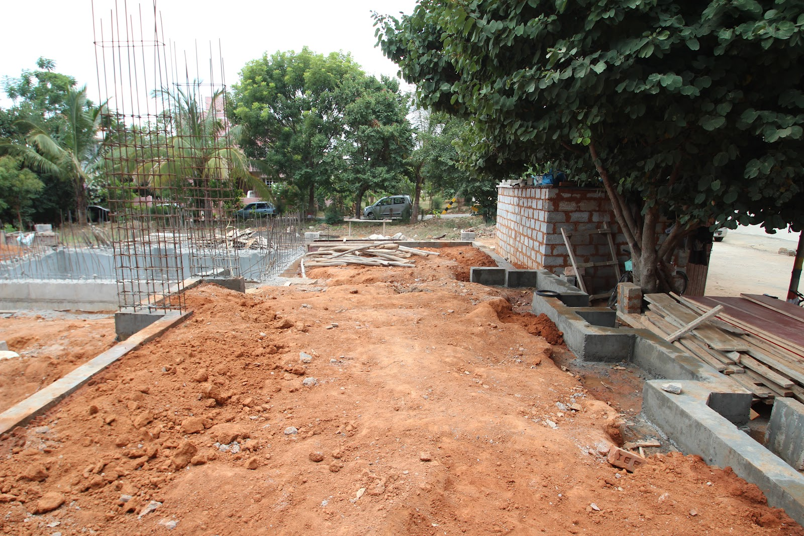 Building house in india step by step for What is the process of building a house