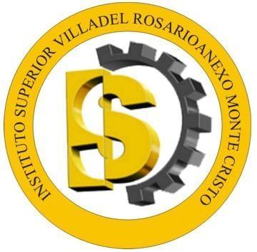 Instituto Superior Villa del Rosario  Anexo MONTE CRISTO