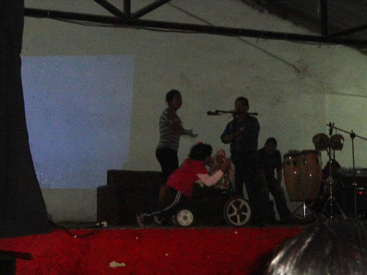 ministerio de dramatizacion