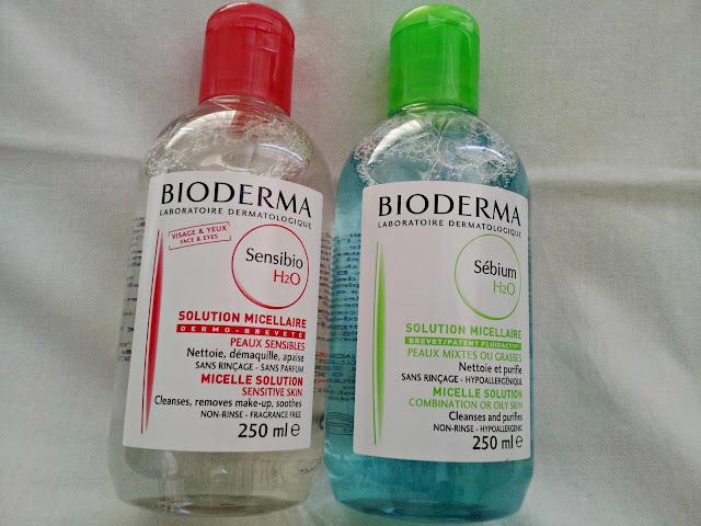 bioderma sensibio sebium h2o
