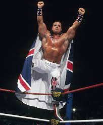 Classic British Bulldog Cape Entrance Old school WWF