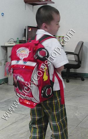 lightning mcqueen backpack