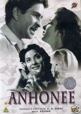 Anhonee 1952 Hindi Movie Watch Online
