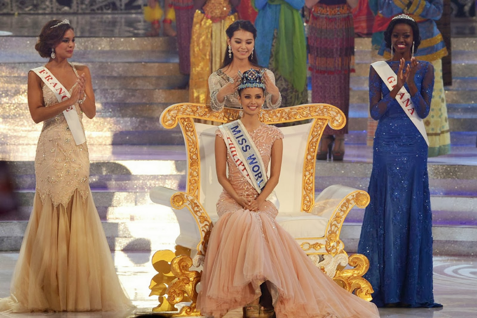 The official thread of Miss World 2013: Megan Lynne Young- Philippines  Worldwinner