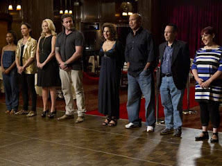 Rachael Vs. Guy Season 2 Cast