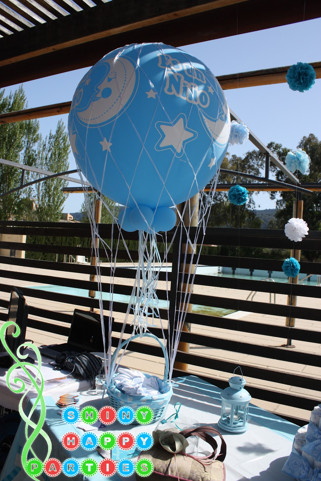 Shiny Happy Parties - Mallorca: Baby Shower