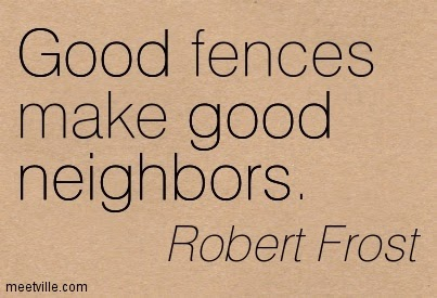 fences book quotes. this poem is famous for the message portrayed in last line fences book quotes