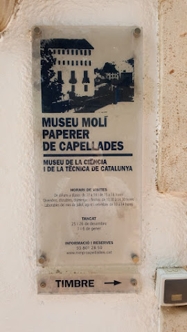 MUSEO DE PAPEL ARTESANAL
