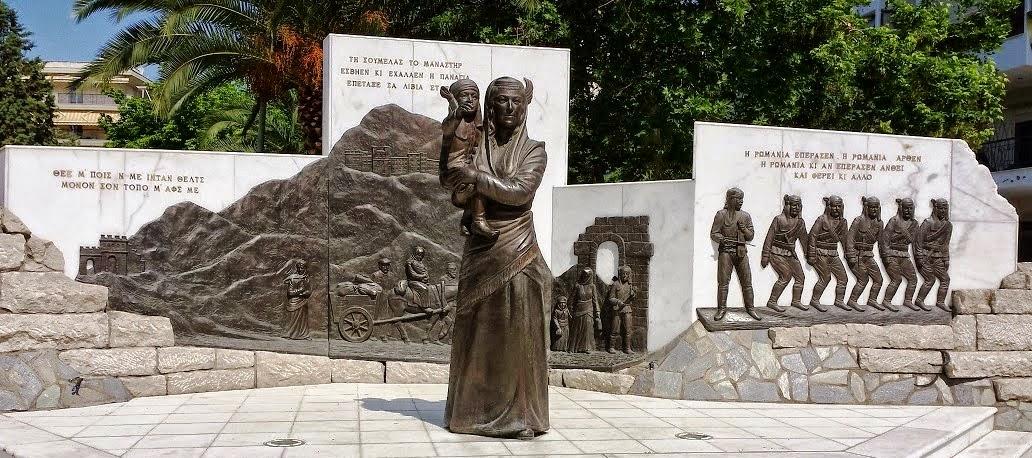 Ανέγερση Μνημείου Γενοκτονίας του Ποντιακού Ελληνισμού στο λιμάνι του Πειραιά;