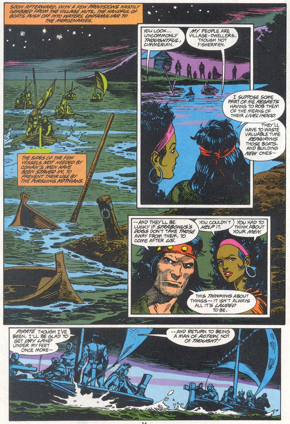 Conan the Barbarian (1970) Issue #270 #282 - English 10