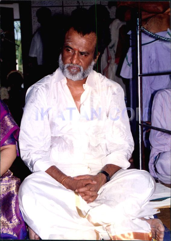 Super Star Rajinikanth's Rare Unseen Pictures 17