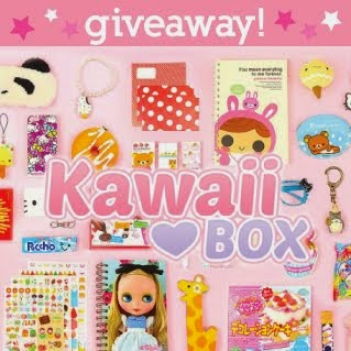 Kawaii Box Giveaway