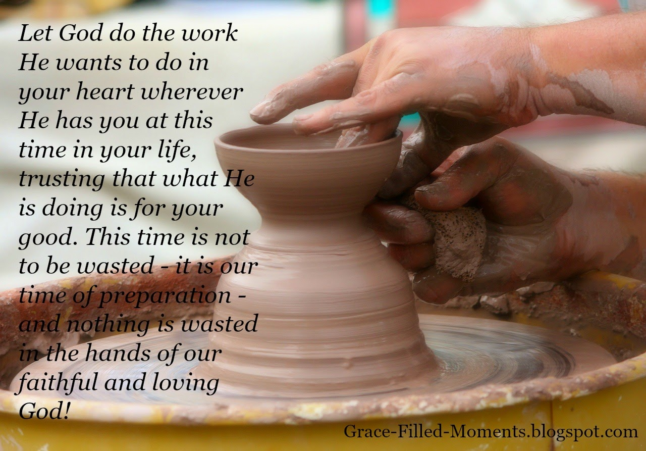 Nothing is wasted in the hands of our faithful and loving God