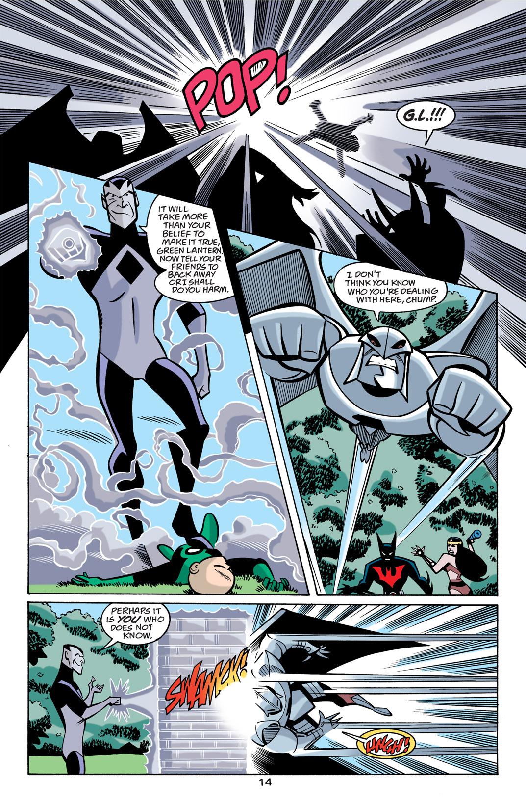 Batman Beyond [II] Issue #21 #21 - English 15