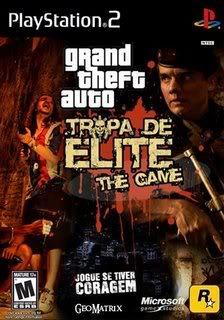 GTA Tropa De Elite Completo  (PS2)