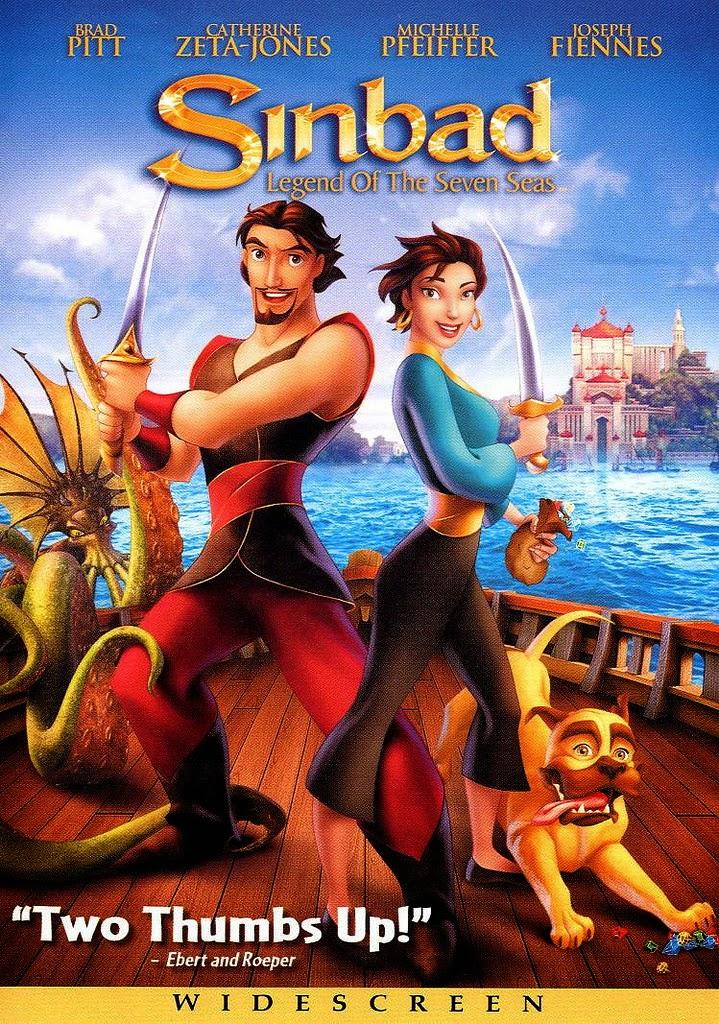 Sinbad: Huyền Thoại Biển Cả - Sinbad: Legend Of The Seven Seas